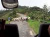 De kudde die opeens de weg kruist is een Toevallige Belbron voor de toerist. Uiteraard speelt informatie hier geen rol, en zijn er ook geen verwachtingen, want anders zou het niet toevallig zijn – Foto 6/Costa Rica